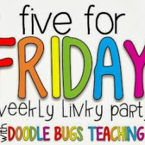 5 for Friday:  End of Year 2015