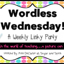 Wordless Wednesday:  Organized From the Get Go!