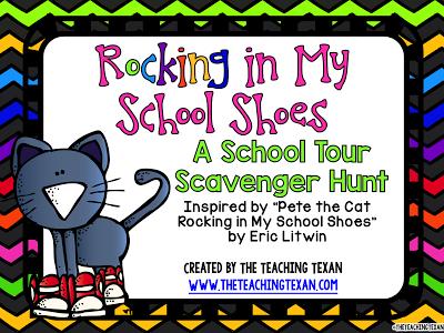 http://www.teacherspayteachers.com/Product/Rocking-in-My-School-Shoes-A-School-Tour-Scavenger-Hunt-FREEBIE-2064782