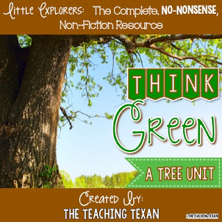 http://www.teacherspayteachers.com/Product/Think-Green-A-Non-Fiction-Tree-Unit-1959599