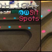 Monday Motivation:  Spotlight on Sit Spots