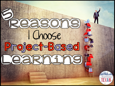 Why Project-Based Learning?