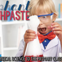 Elephant Toothpaste:  Bringing Social Emotional Development and Science Together