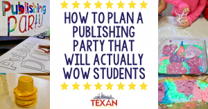 How to Plan a Publishing Party That Will Actually Wow Students