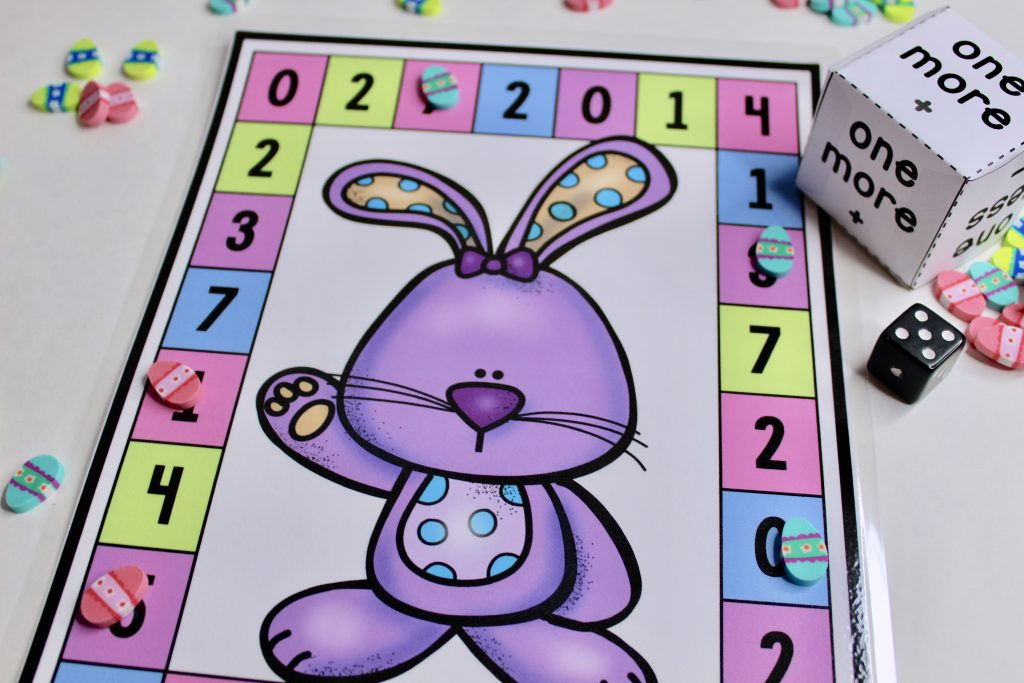 Grow Strong Minds with Spring Math Games