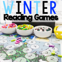 Create a Reading Wonderland with Literacy Games