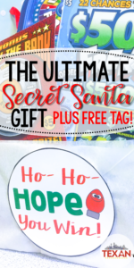 Looking for a quick and easy Dirty Santa, Secret Santa, or Yankee Swap idea for coworkers or friends?  Here's the ultimate gift idea that won't break the bank!  Whether your limit is $20, $25 or some other amount this idea is PERFECT!