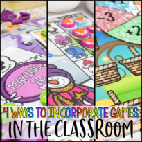 4 Ways to Incorporate Games in the Classroom