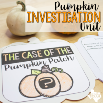Pumpkin Investigation Unit