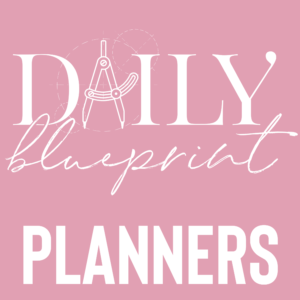 Daily Blueprint Planners