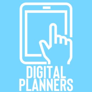 Digital Teacher Planners
