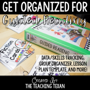 Guided Reading Organization Toolkit 8x8
