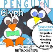 Penguin Glyph Kindergarten The Teaching Texan