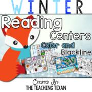 Winter Reading Games Kindergarten The Teaching Texan